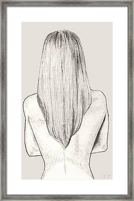 Domina Terga Framed Print by Rob Turner