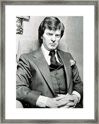 Don Imus, Radio Personality, 1970s Framed Print by Everett