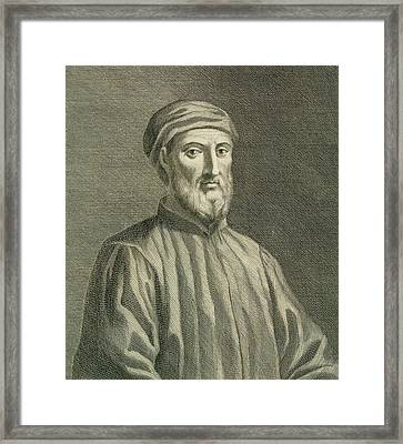 Donatello 1386-1466, The Most Important Framed Print by Everett