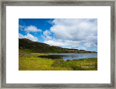Donegal Scenic Framed Print by Andrew  Michael