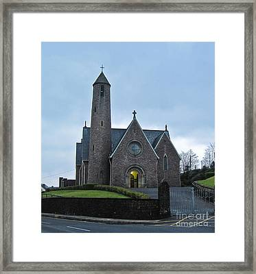 Donegals Faithful Framed Print by Black Sun Forge