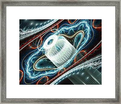 Dont Exhale Th Edit Framed Print by Drake Lock