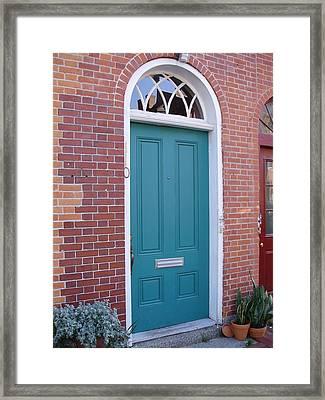 Doors 23 Framed Print by Emerald GreenForest