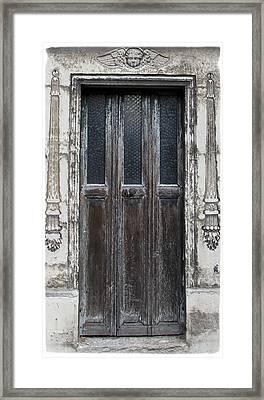 Doorway To Eternity Framed Print by Tony Grider
