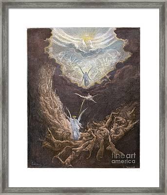 DorÉ: Last Judgment Framed Print by Granger