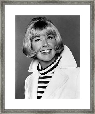 Doris Day, Mgm, Mid-1960s Framed Print by Everett