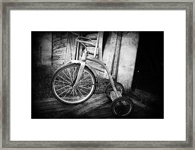 Dormant Child  Framed Print by Empty Wall