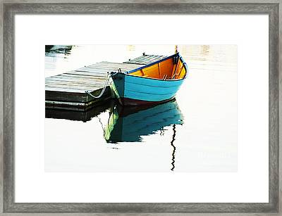 Dory At Rest Framed Print