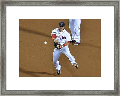 Double Play Framed Print by Judd Nathan
