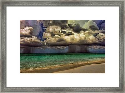 Framed Print featuring the photograph Double Trouble by Joetta West