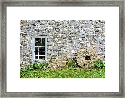 Doub's Mill Framed Print