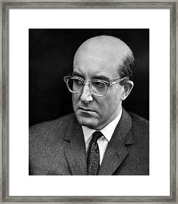 Dr. Strangelove, Aka Dr. Strangelove Or Framed Print by Everett