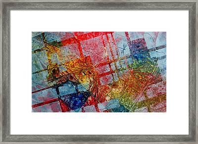 Dragon's Eye Framed Print by David Raderstorf