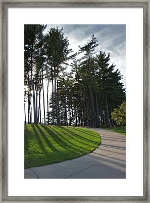 Framed Print featuring the photograph Dramatic by Joseph Yarbrough