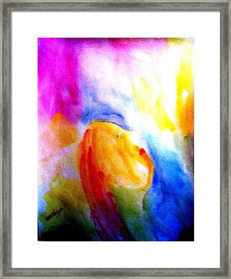 Dream 1 Framed Print by Rooma Mehra