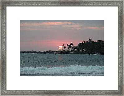 Dream A Little Dream Framed Print by Raquel Amaral
