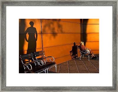 Framed Print featuring the photograph Dream About Youthness by Odon Czintos