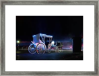 Dream Carriage Framed Print by Kristofer J Lloyd
