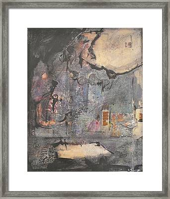 Dream In A Mid Summer Night Framed Print by Ralph Levesque