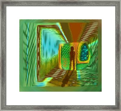 Dream Of Returning Framed Print