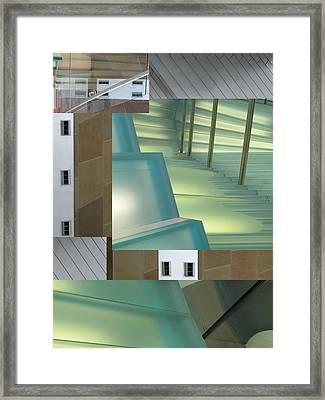Dream Of Taubman Framed Print