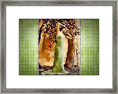Framed Print featuring the photograph Dream Of The Night II by Mary Morawska