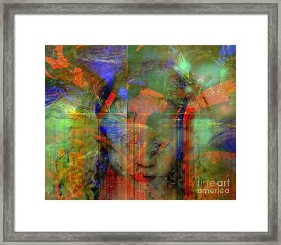 Dream Power Framed Print