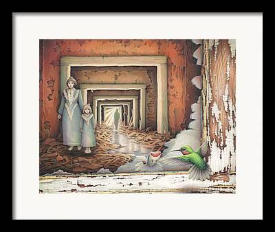 Acklfee Framed Prints
