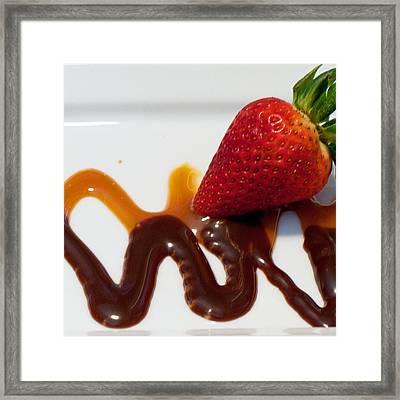 Dream Sweets Framed Print