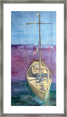 Dreamboat Framed Print