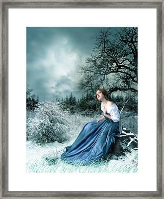 Dreamer Framed Print by Julie L Hoddinott