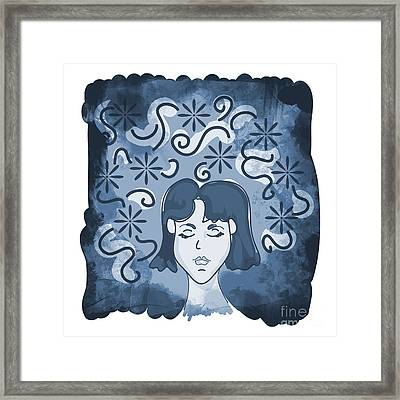 Dreaming Framed Print by HD Connelly