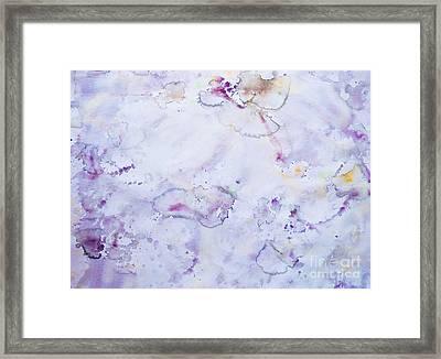 Dreaming Of A White Framed Print by Bill Davis