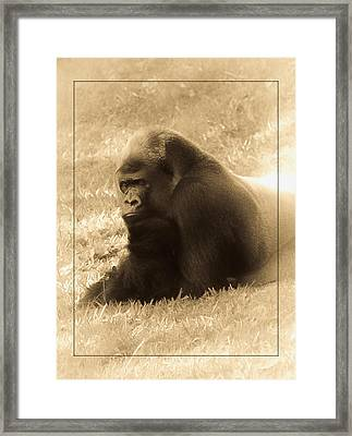 Dreaming Of Home Framed Print by DigiArt Diaries by Vicky B Fuller
