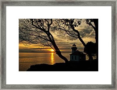 Dreaming Of San Juan Framed Print by Dan Mihai