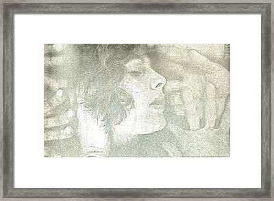 Dreaming Framed Print by Rory Sagner