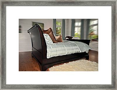 Dreaming Framed Print by Susan Leggett