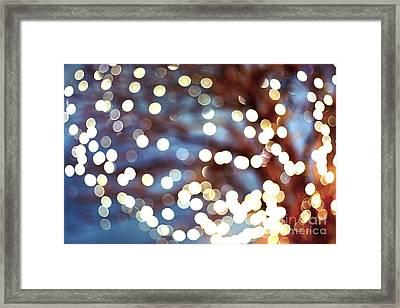 Dreamland Framed Print by Violet Gray