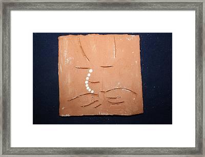 Dreams Framed Print by Gloria Ssali