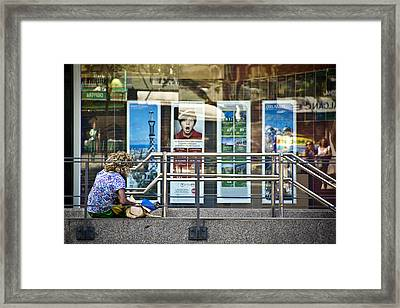 Dreams Framed Print by Stefano  Figalo