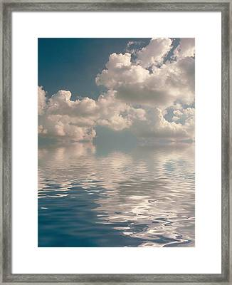 Dreamscape Framed Print by Jerry McElroy