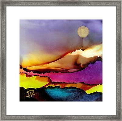 Dreamscape No. 12 Framed Print