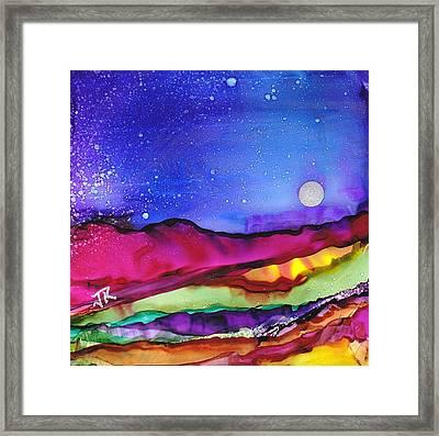 Dreamscape No. 172 Framed Print