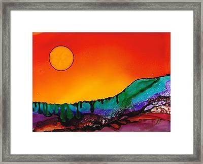 Dreamscape No. 69 Framed Print