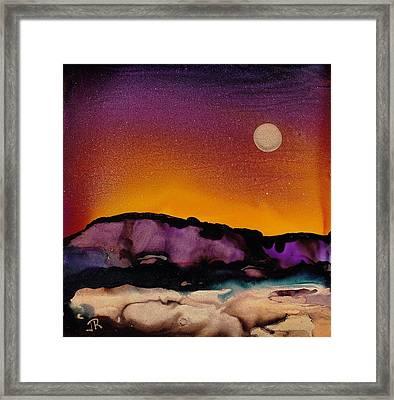 Dreamscape No. 95 Framed Print