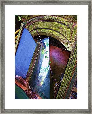 Dreamscape Framed Print by Todd Sherlock