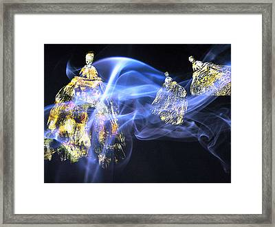 Framed Print featuring the digital art Dreamscape Vision by Rc Rcd