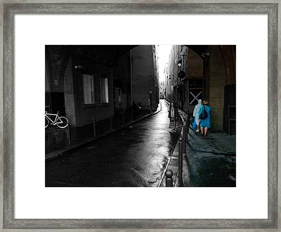 Dreamscape X Framed Print
