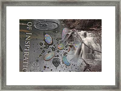 Dreamworks Framed Print by Betsy Knapp