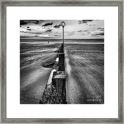 Drifting Sands Framed Print by John Farnan